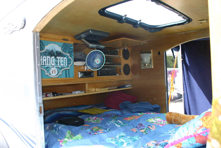 teardrop trailer interior interiors and trailer interior With teardrop camper interior ideas